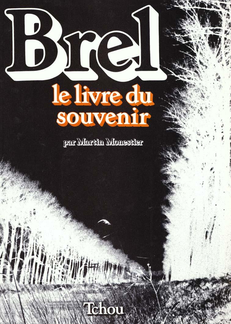 BREL - LE LIVRE DU SOUVENIR