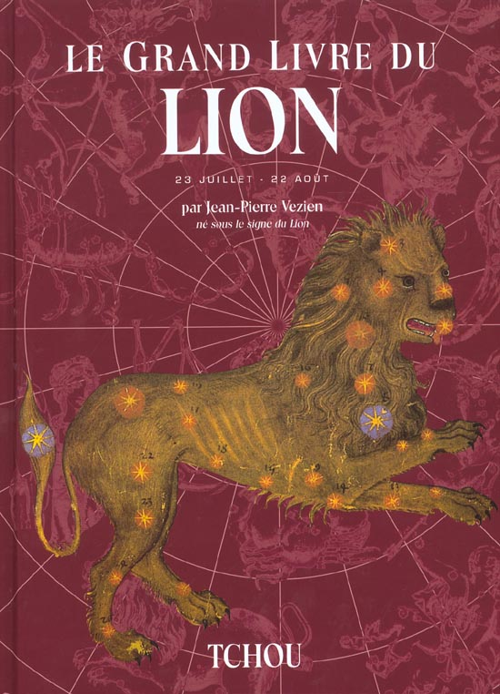 GRAND LIVRE DU LION