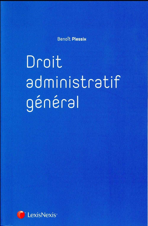 DROIT ADMINISTRATIF GENERAL