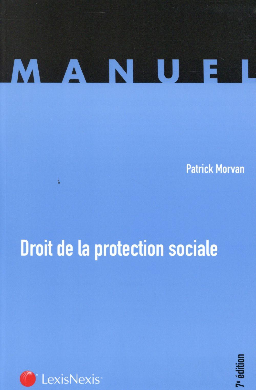 DROIT DE LA PROTECTION SOCIALE  MANUEL