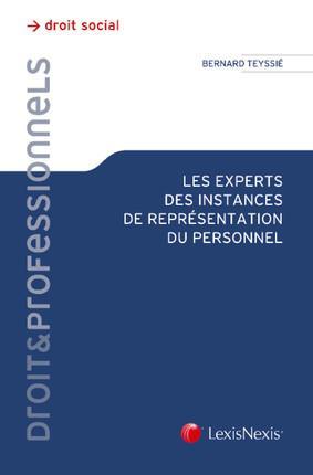 LES EXPERTS DES INSTANCES DE REPRESENTATION DU PERSONNEL