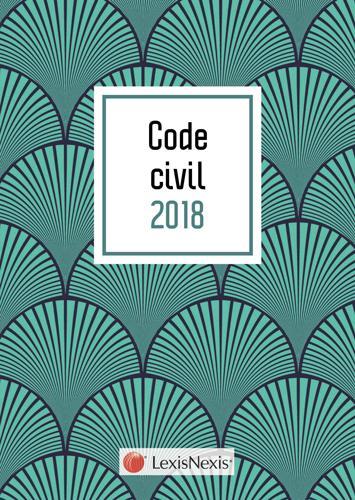 CODE CIVIL 2018 MOTIF PALME ET LIVRET COMPARATIF REFORME DU DROIT DES CONTRATS E - 37 EME EDITION