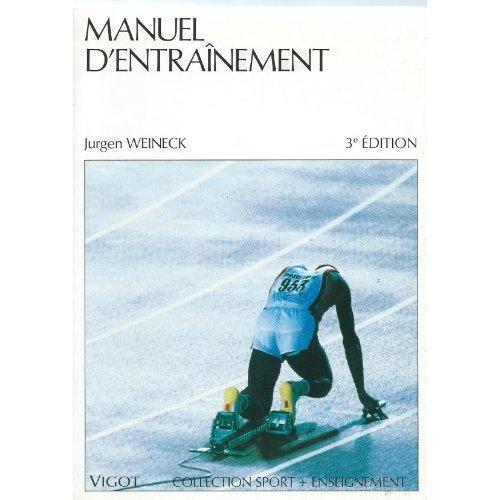 MANUEL D'ENTRAINEMENT