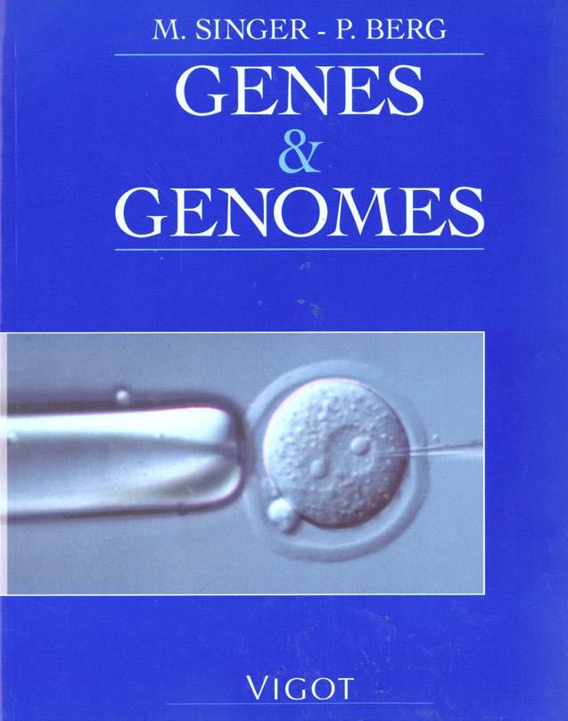 GENES ET GENOMES