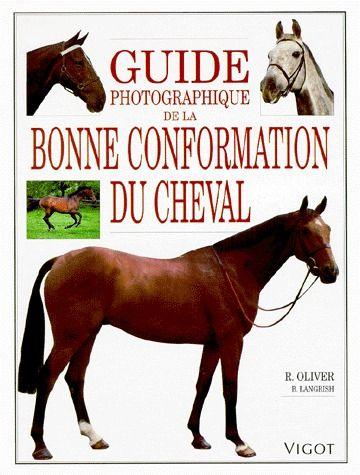 GUIDE DE CONFORMATION DU CHEVAL