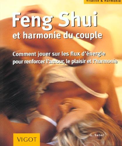 FENG SHUI ET HARMONIE DU COUPLE