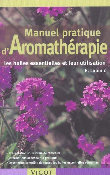 MANUEL D AROMATHERAPIE