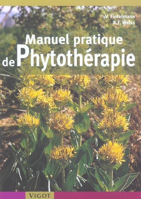 MANUEL PRATIQUE PHYTOTHERAPIE