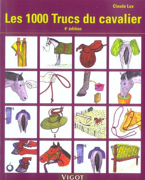 LES 1000 TRUCS DU CAVALIER -4EME EDITION