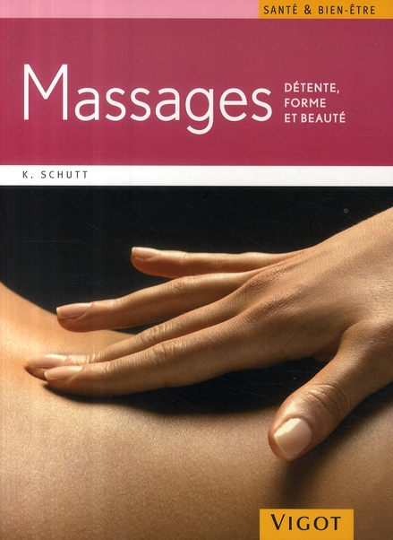 MASSAGES - DETENTE, FORME ET BEAUTE