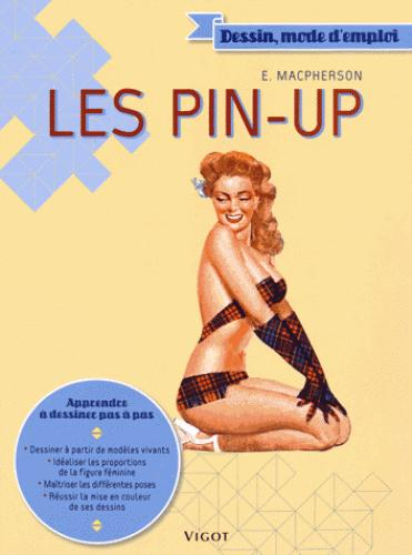 LES PIN-UP DESSINER A PARTIR DE MODELES VIVANTS, IDEALISER LES PROPORTIONS DE LA FIGURE FEMININE, MA