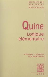 LOGIQUE ELEMENTAIRE