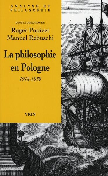 LA PHILOSOPHIE EN POLOGNE 1919-1939