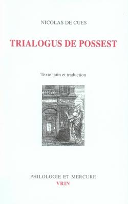 TRIALOGUS DE POSSEST