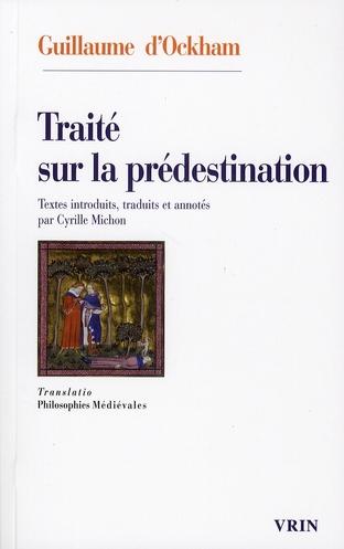 TRAITE SUR LA PREDESTINATION