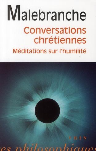 CONVERSATIONS CHRETIENNES