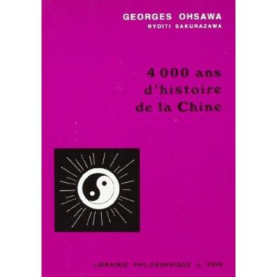 4000 ANS D'HISTOIRE DE LA CHINE