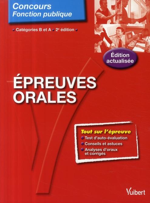 N.43 EPREUVES ORALES 2E EDT