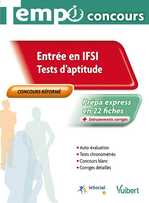 ENTREE EN IFSI TESTS D'APTITUDE N.9