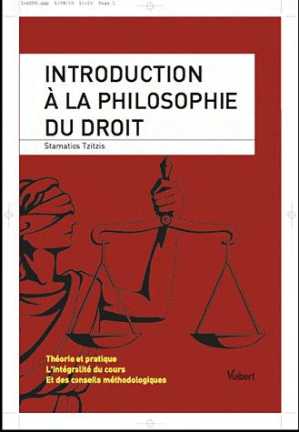 INTRODUCTION A LA PHILOSOPHIE DU DROIT