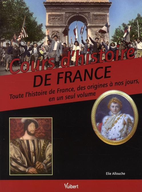 COURS D'HISTOIRE DE FRANCE