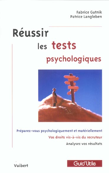 N.28 REUSSIR LES TESTS PSYCHOLOGIQUES