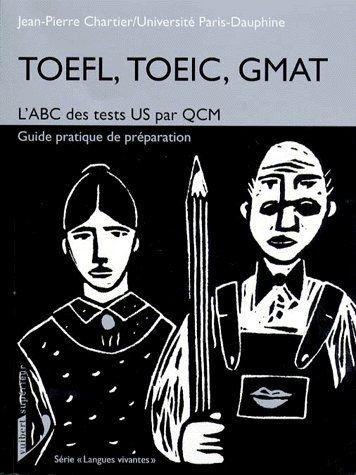 TOEFL TOEIC GMAT