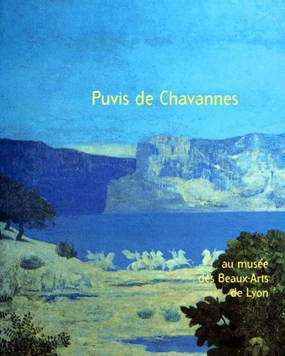PUVIS DE CHAVANNES AU MUSEE DES BEAUX-ARTS DE LYON