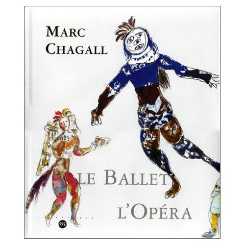 CHAGALL LE BALLET L OPERA