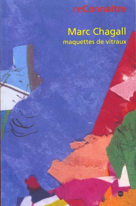 MARC CHAGALL MAQUETTES DE  VITRAUX