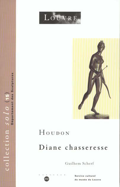 HOUDON - DIANE CHASSERESSE
