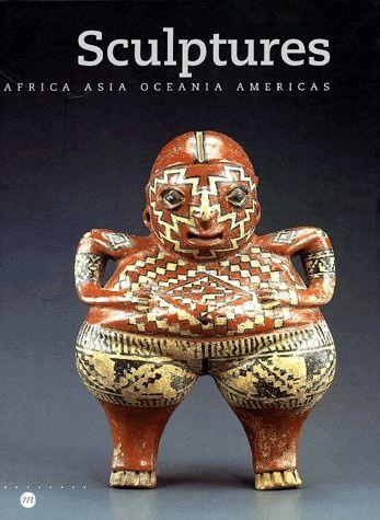 SCULPTURES - CATALOGUE (ANGLAIS) - AFRICA ASIA OCEANIA AMERICAS