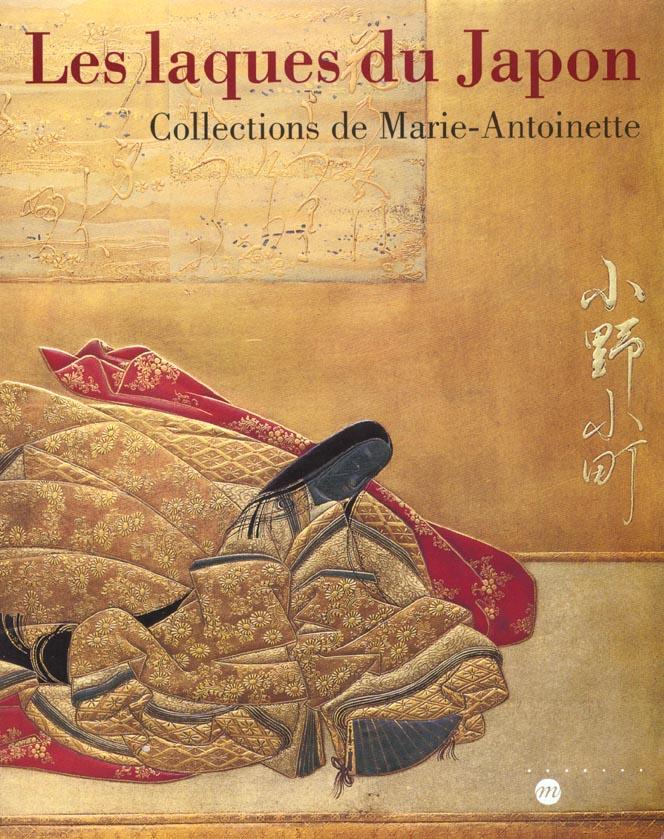 LAQUE JAPON COLL MARIE ANTOINE