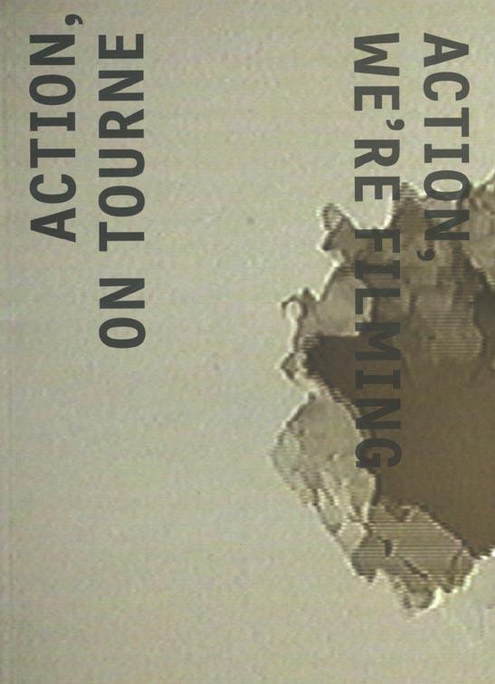 ACTION, ON TOURNE - ACTION, WE'RE FILMING (BILINGUE ANGLAIS / FRANCAIS)