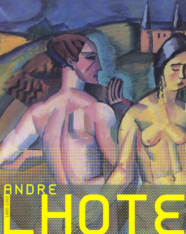 ANDRE LHOTE 1885-1962 - LE MUSEE DE VALENCE