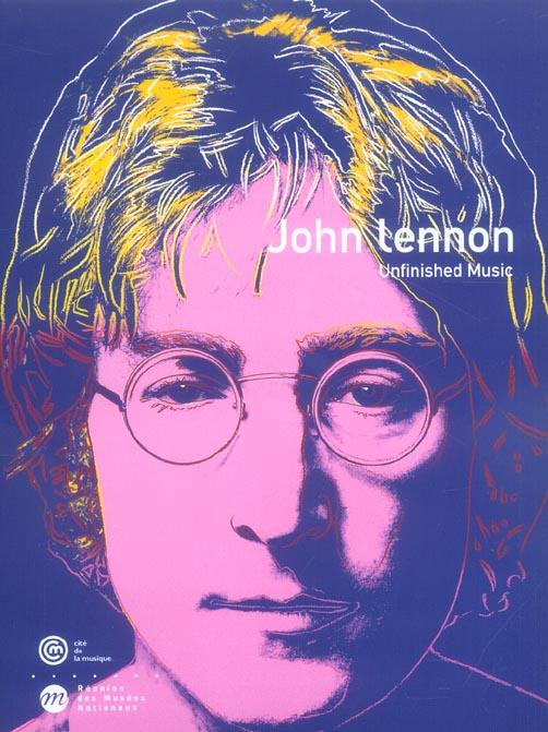 JOHN LENNON - UNFINISHED MUSIC