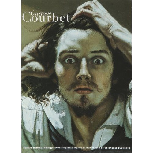 GUSTAVE COURBET - CATALOGUE (EDITION LIMITEE)