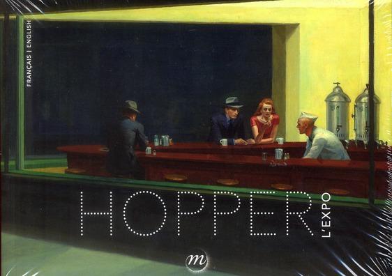 HOPPER L'EXPO (BILINGUE FRANCAIS / ANGLAIS)