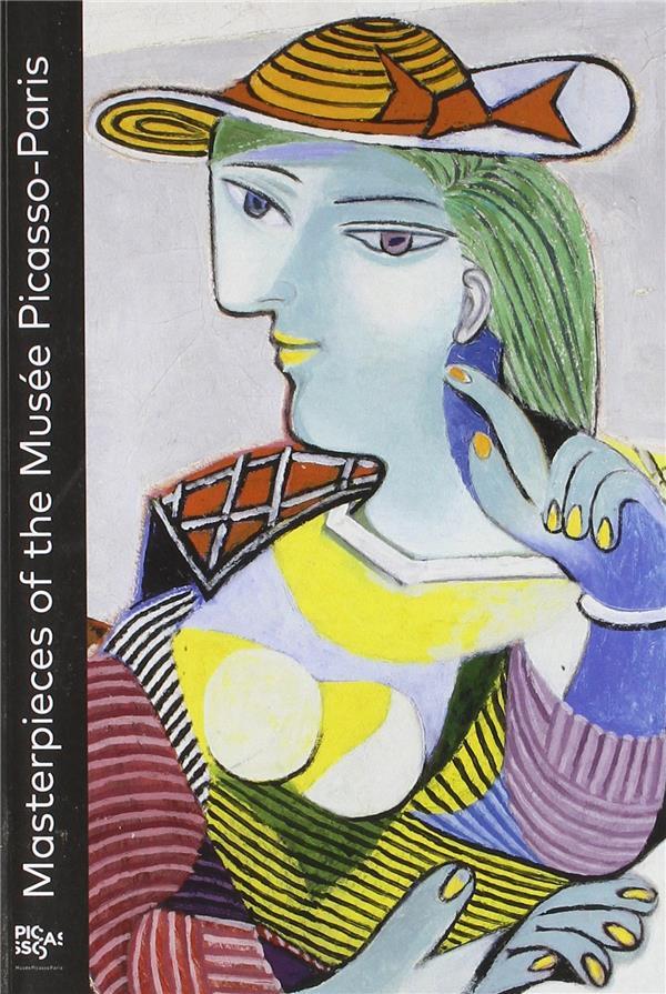 CHEFS-D'OEUVRE DU MUSEE PICASSO-PARIS EN ANGLAIS
