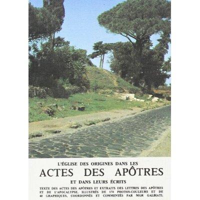 ACTES DES APOTRES (LES) - BROCHE