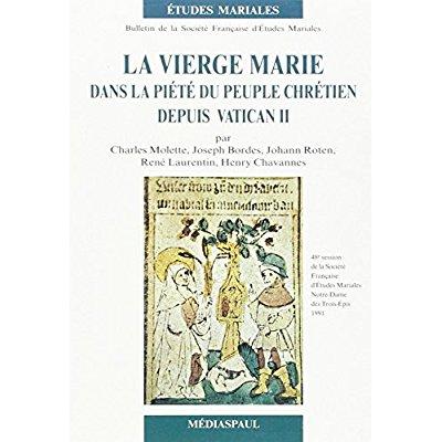 VIERGE MARIE DANS LA PIETE DU PEUPLE... (LA)