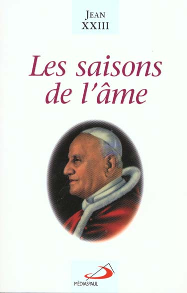 SAISONS DE L'AME (LES)