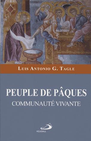 PEUPLE DE PAQUES COMMUNAUTE VIVANTE