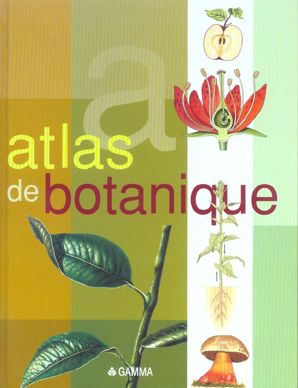 ATLAS DE BOTANIQUE