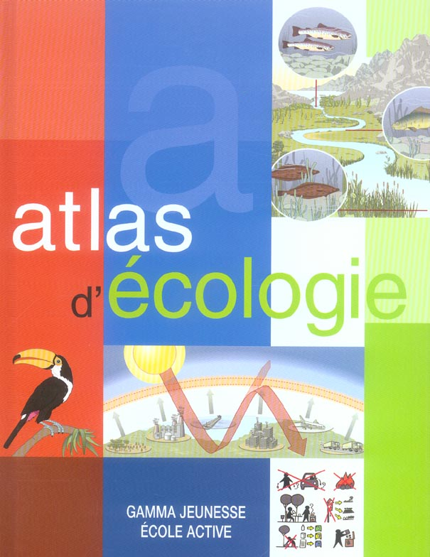 ATLAS D'ECOLOGIE