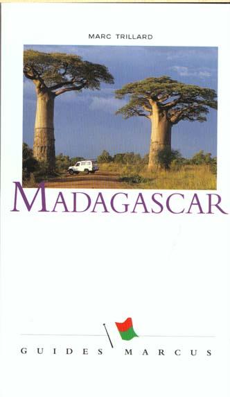 MADAGASCAR - GUIDE MARCUS