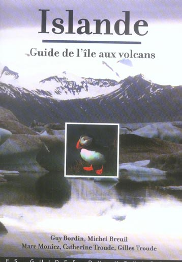 ISLANDE - GUIDE DU VOYAGEUR