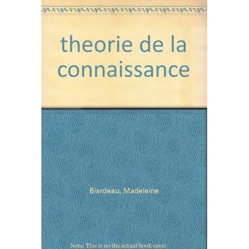 THEORIE DE LA CONNAISSANCE ET PHILOSOPHIE DE LA PAROLE DANS LE BRAHMANISME CLASS
