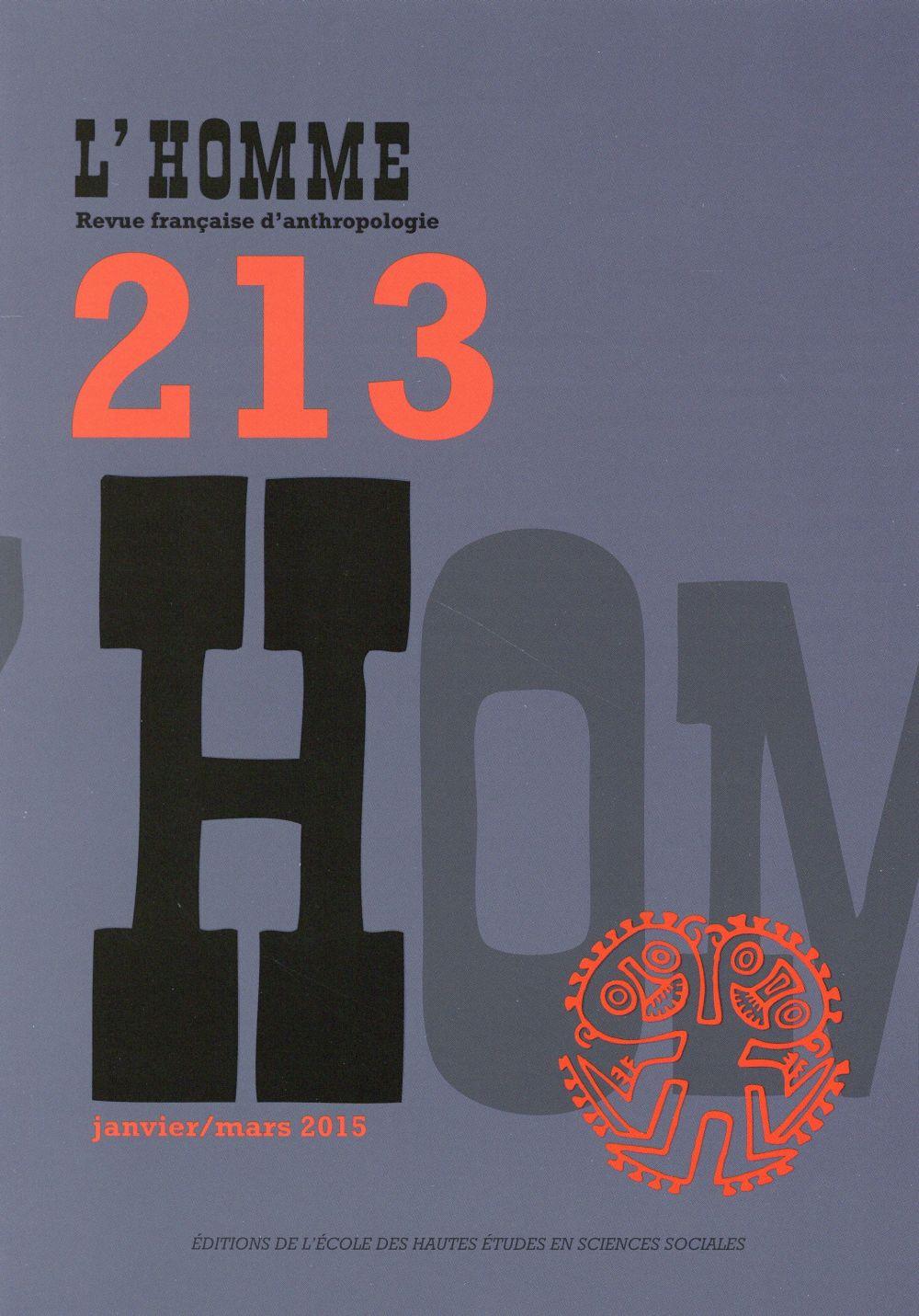L'HOMME 213