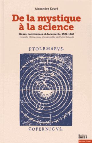 MYSTIQUE A LA SCIENCE - COURS, CONFERENCES ET DOCUMENTS, 192